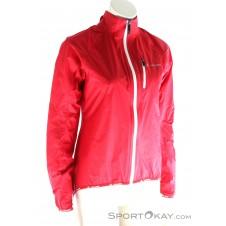 Vaude Drop III Jacket Damen Bikejacke-Rot-36