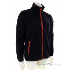 CMP Fix Hood Jacket Herren Sweater-Anthrazit-48