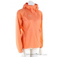 Bergans Floyen Anorak Damen Outdoorjacke-Orange-S
