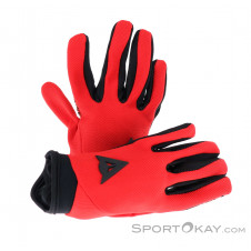 Dainese Scarabeo Tactic Gloves Kinder Bikehandschuhe-Rot-S