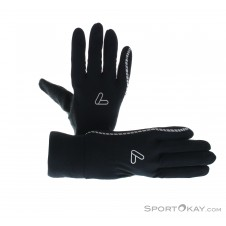 Löffler Thermo Innenvelours Handschuhe-Schwarz-6,5