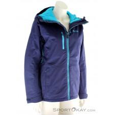 Marmot Dropway Jacket Damen Skijacke-Blau-XS