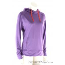 Black Diamond Dawn Wall Hoody Damen Outdoorsweater-Lila-XL