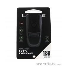 Lezyne KTV Drive 180lm Frontleuchte-Schwarz-One Size