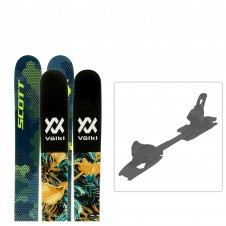 FREERIDE EXXXTREME SKI SETS ab 110mm