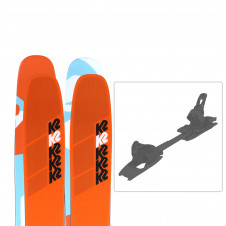 FREERIDE EXXXTREME SKI SETS 2020   ab 110mm