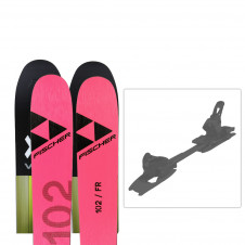 FREERIDE SKI SETS 2021   95-110mm ab 329 EUR
