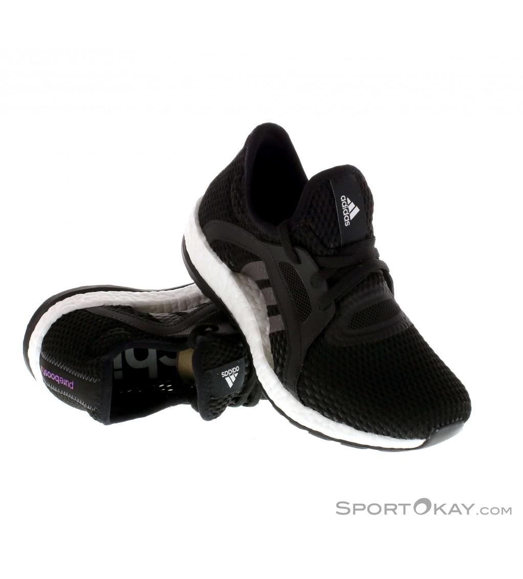 new products e22c1 7f50f ... da corsa Cuscino,. adidas Donna PureBOOST X TR 3.0 Scarpe Nero Sport  Palestra Traspirante Leggero. Adidas Superstar Foundation White ...