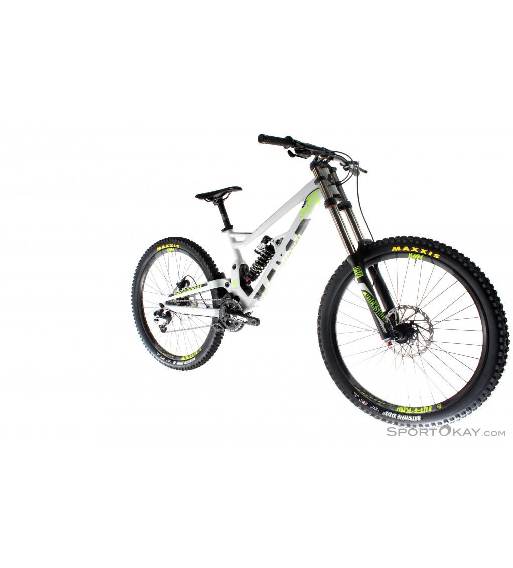 Bergamont Straitline 70 2017 Bicicletta Downhill