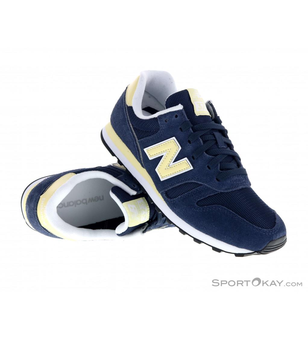 new balance 373 sneaker donna blu