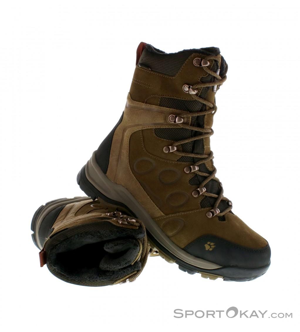 buy popular 2879e 388f2 Jack Wolfskin Glacier Bay High Uomo Scarpe Escursionismo