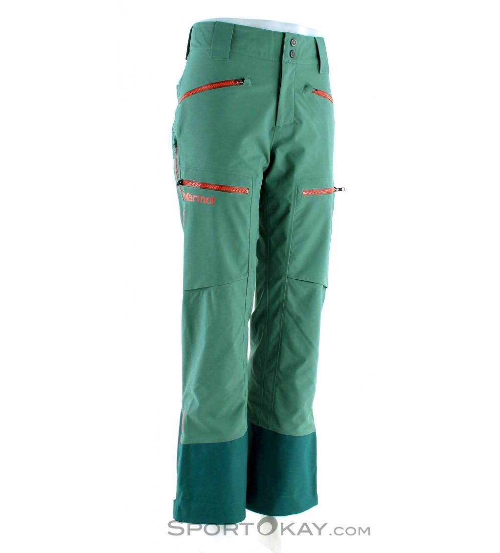 info for bb92c d0ac5 Marmot Freeride Uomo Pantaloni da Sci Alpinismo - Pantaloni ...