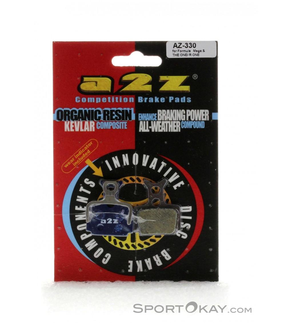 A2z Brake Pad AZ-330 Bicycle Brake All Weather Formula Mega The One R1 RX