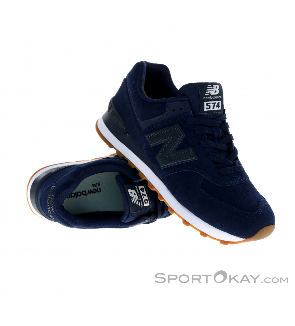 New Balance New Balance 574 Mens Leisure Shoes