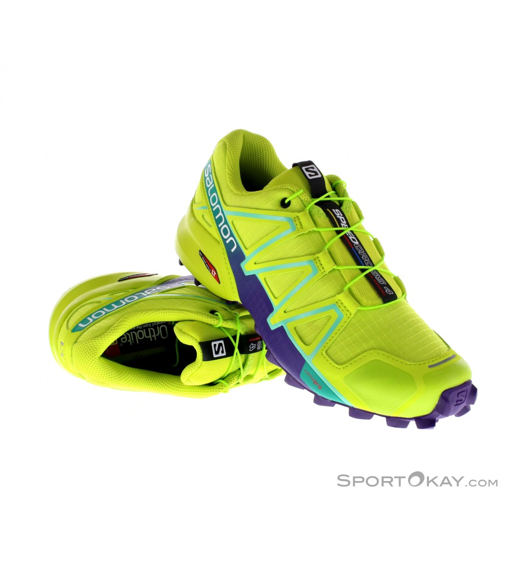 reputable site 61c3e e240b Salomon Salomon Speedcross 4 Womens Trail Running Shoes