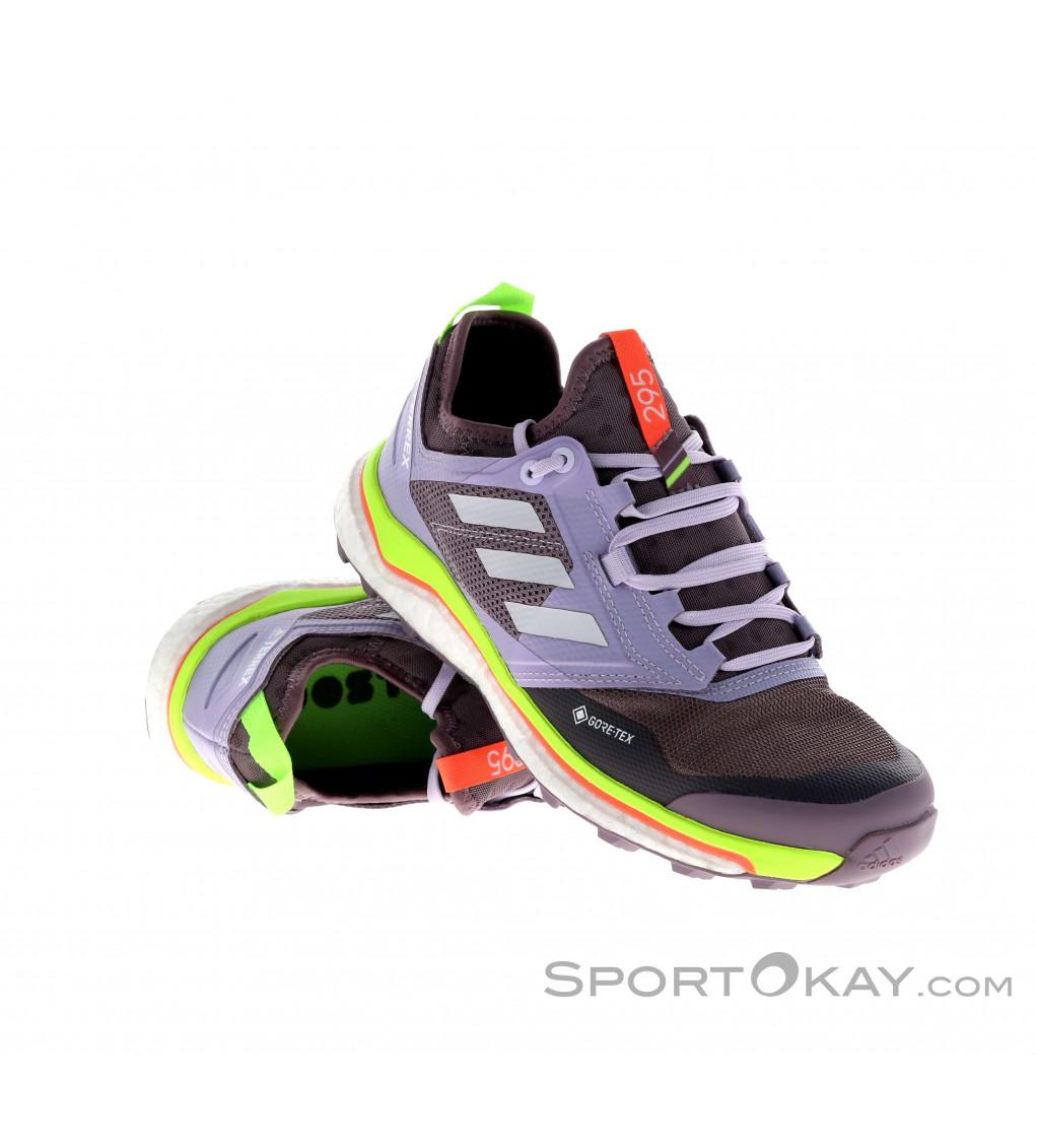 adidas Terrex adidas Terrex Agravic XT GTX Womens Trail Running Shoes