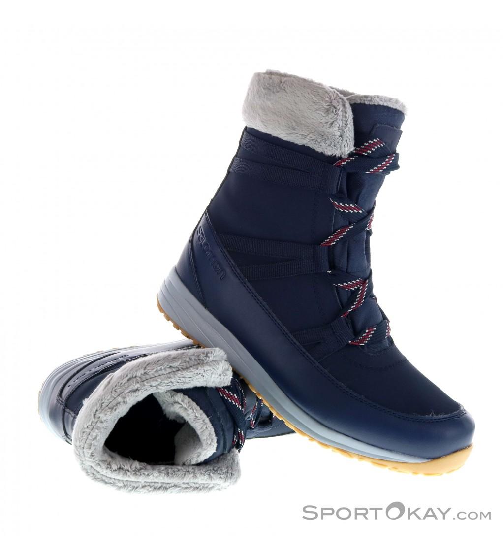 Salomon Salomon Heika LTR CSWP Womens Winter Shoes