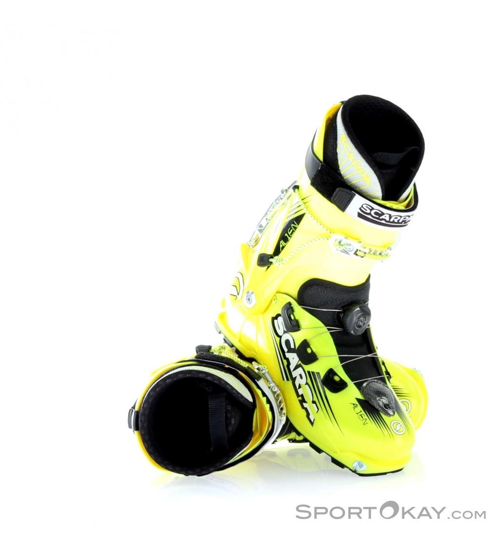 Alpine Vs Touring Boots