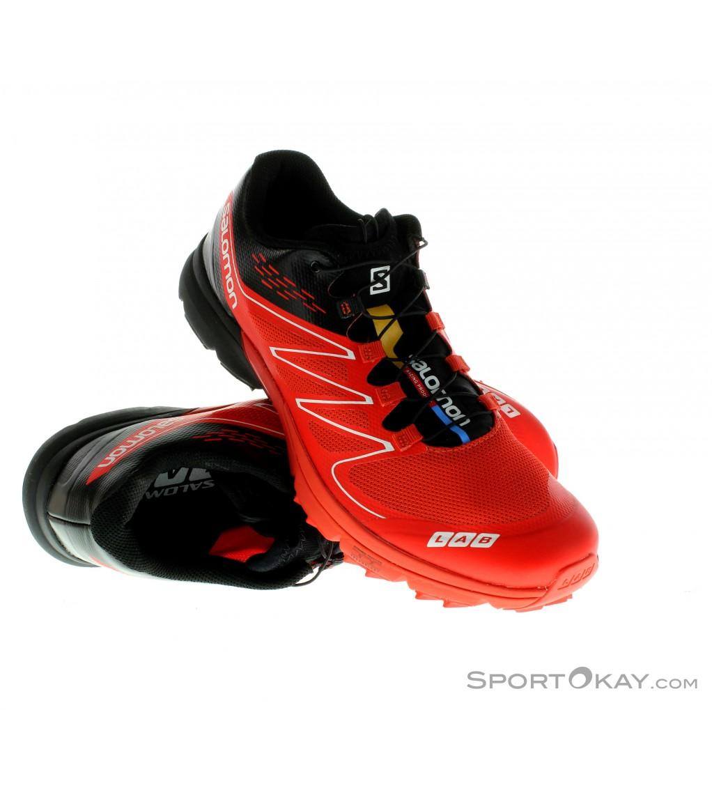 Salomon S Lab Sense Ultra Traillaufschuhe Trail Running Shoes Running Shoes Running All