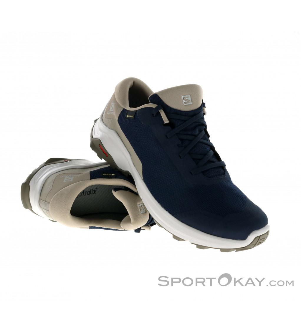 Salomon Salomon X Reveal GTX Mens Running Shoes Gore Tex