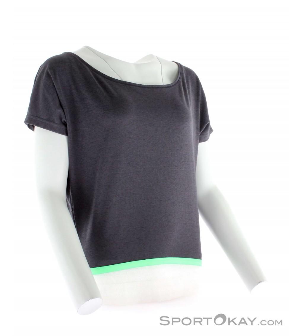 adidas Adidas Climachill Style Tee Damen Fitnessshirt