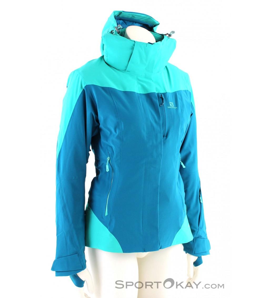 ICEROCKET Skijacke Damen