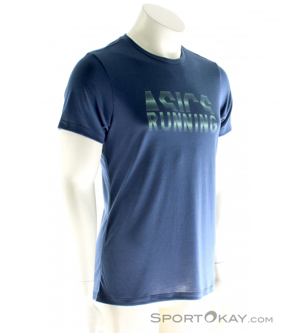 Asics Asics Graphic SS Top Mens T-Shirt