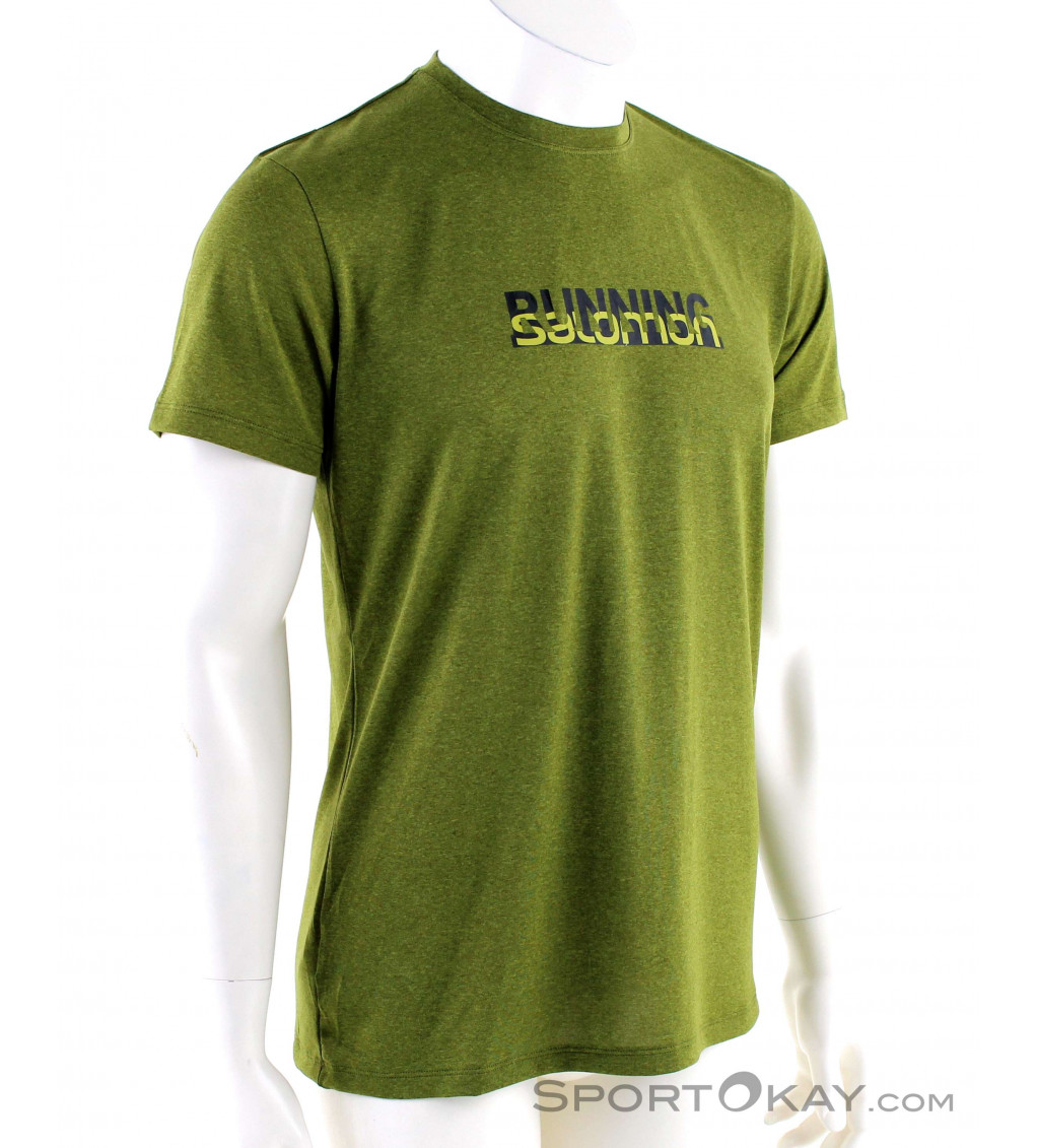 Salomon Agile Graphic Tee Mens T Shirt Shirts & T Shirts y0RbN