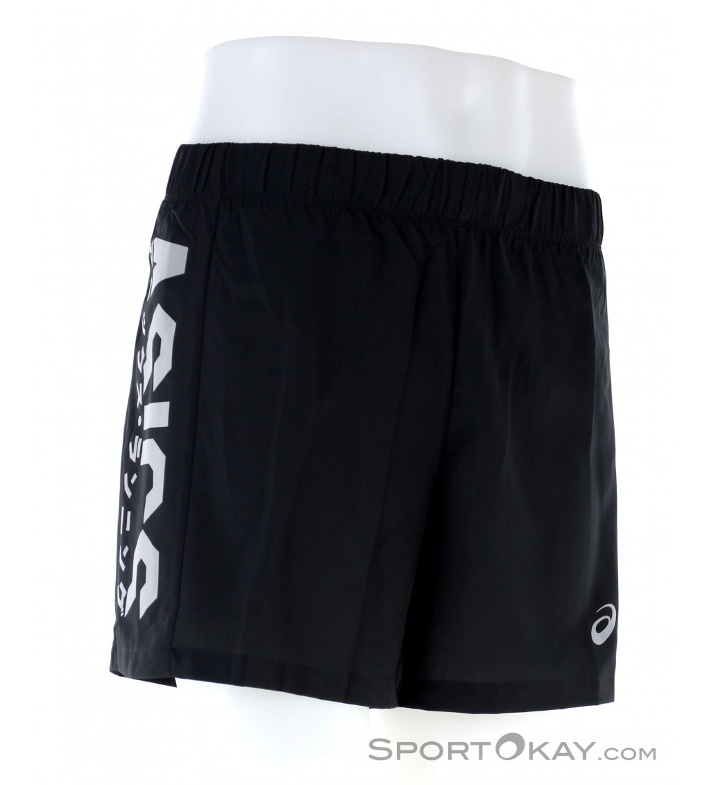 Asics Asics Katakana Short Mens Running Shorts