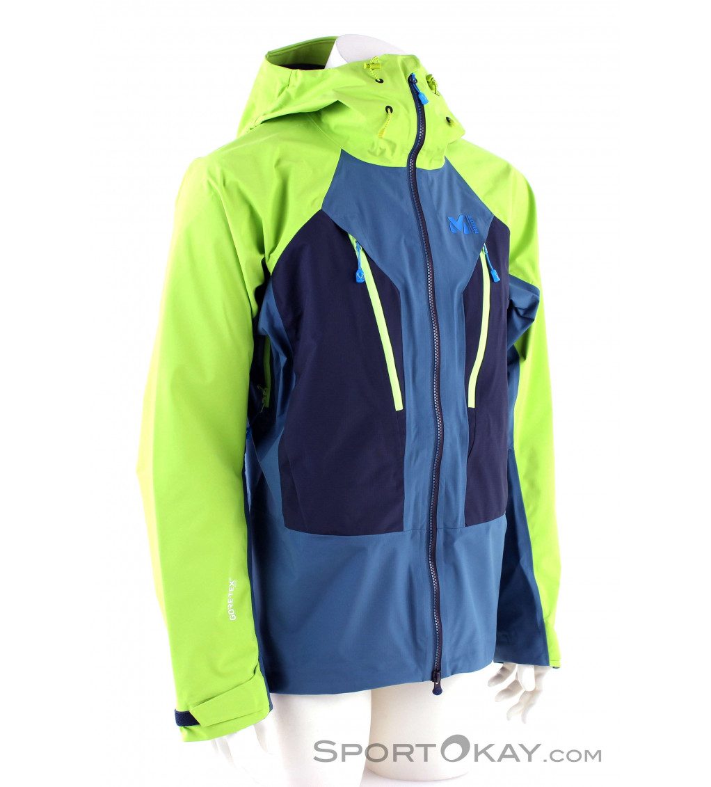 Millet Elevation Airloft Mens Ski Touring Jacket Jackets