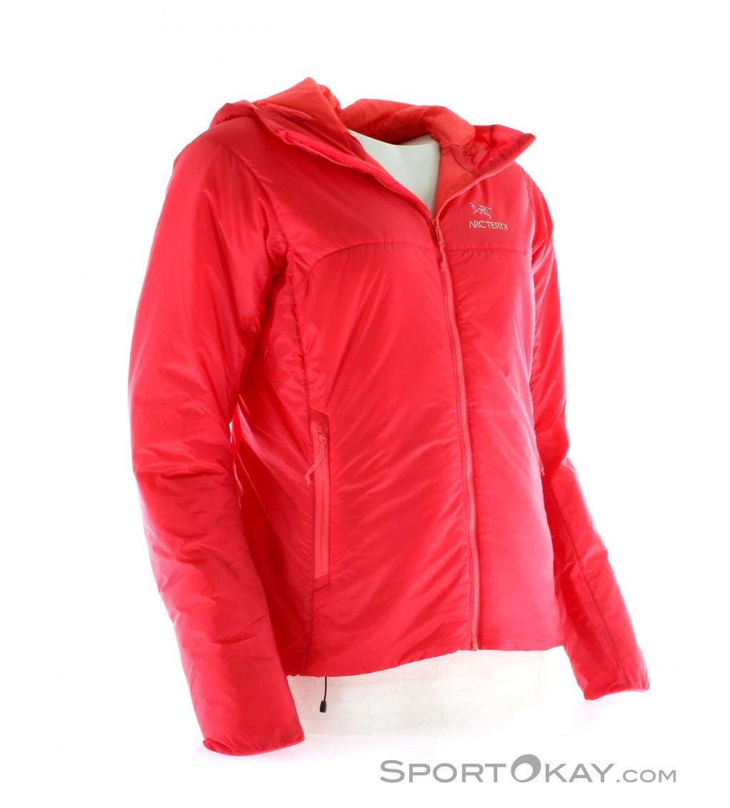 Arcteryx Arcteryx Nuclei FL Jacket Womens Outdoor Jacket