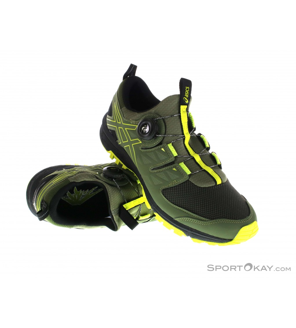 Asics Asics Gel Fuji Rado Mens Running Shoes