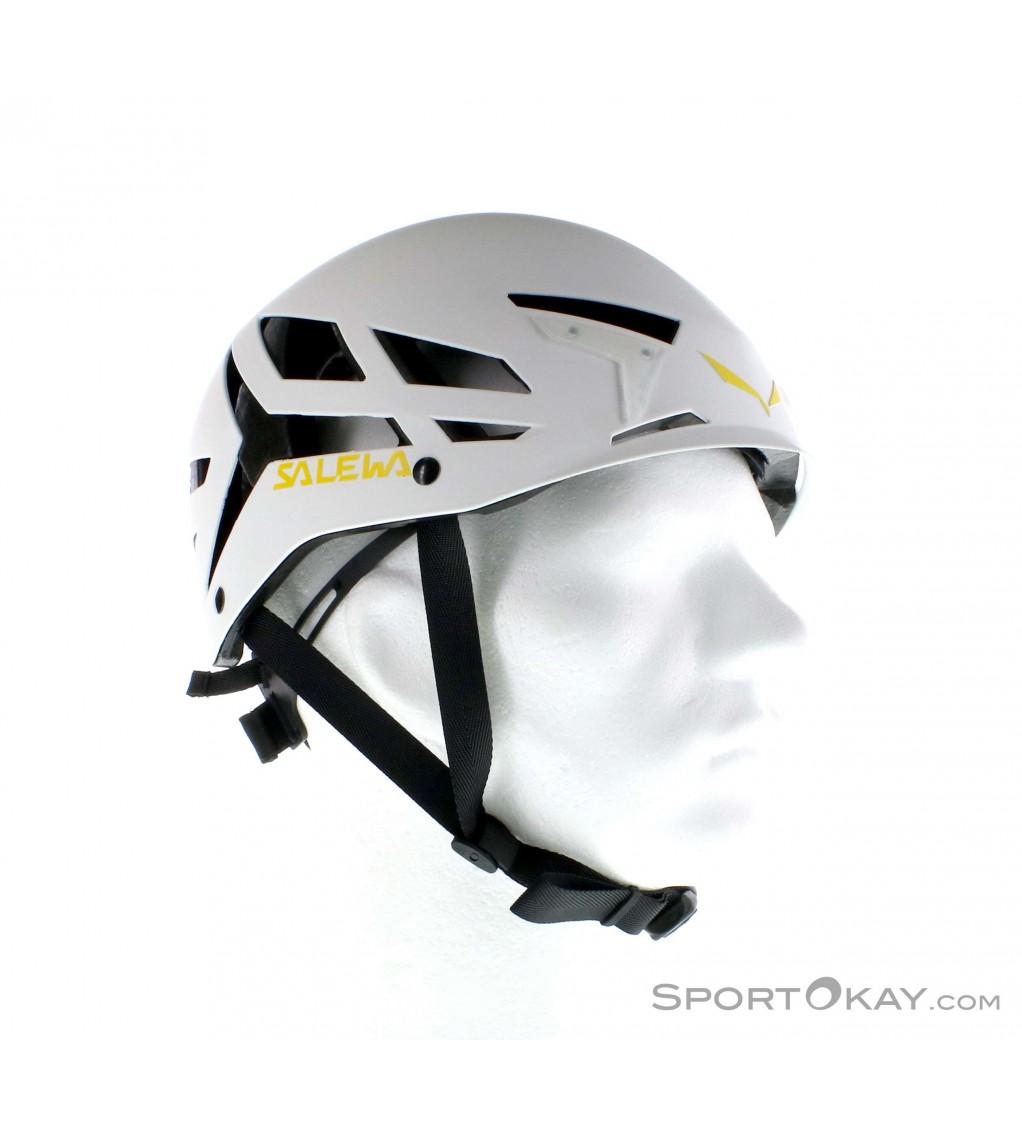 Salewa Vayu Climbing Helmet Hybrid Helmet Climbing
