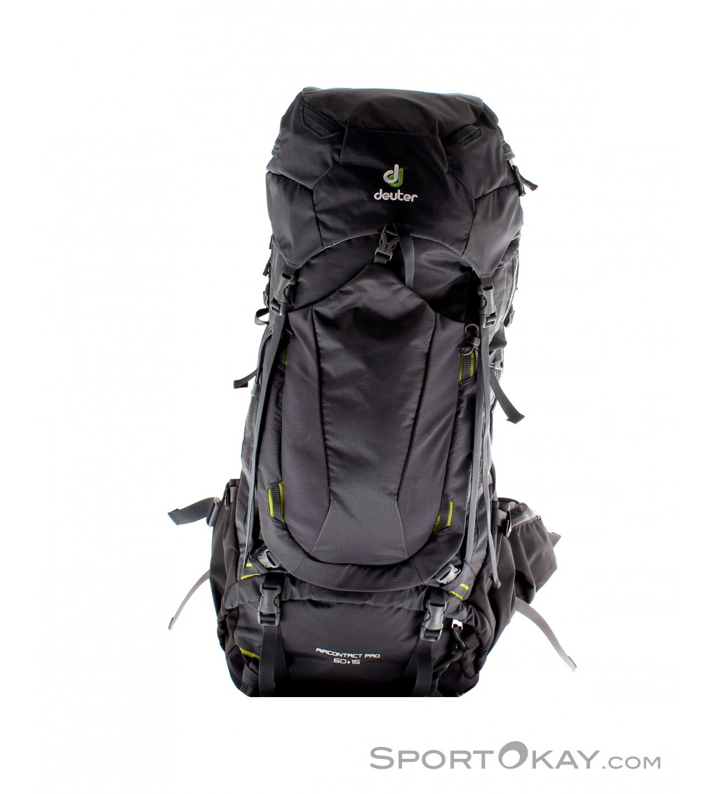 Deuter Aircontact Pro 60+15 Backpacking Pack