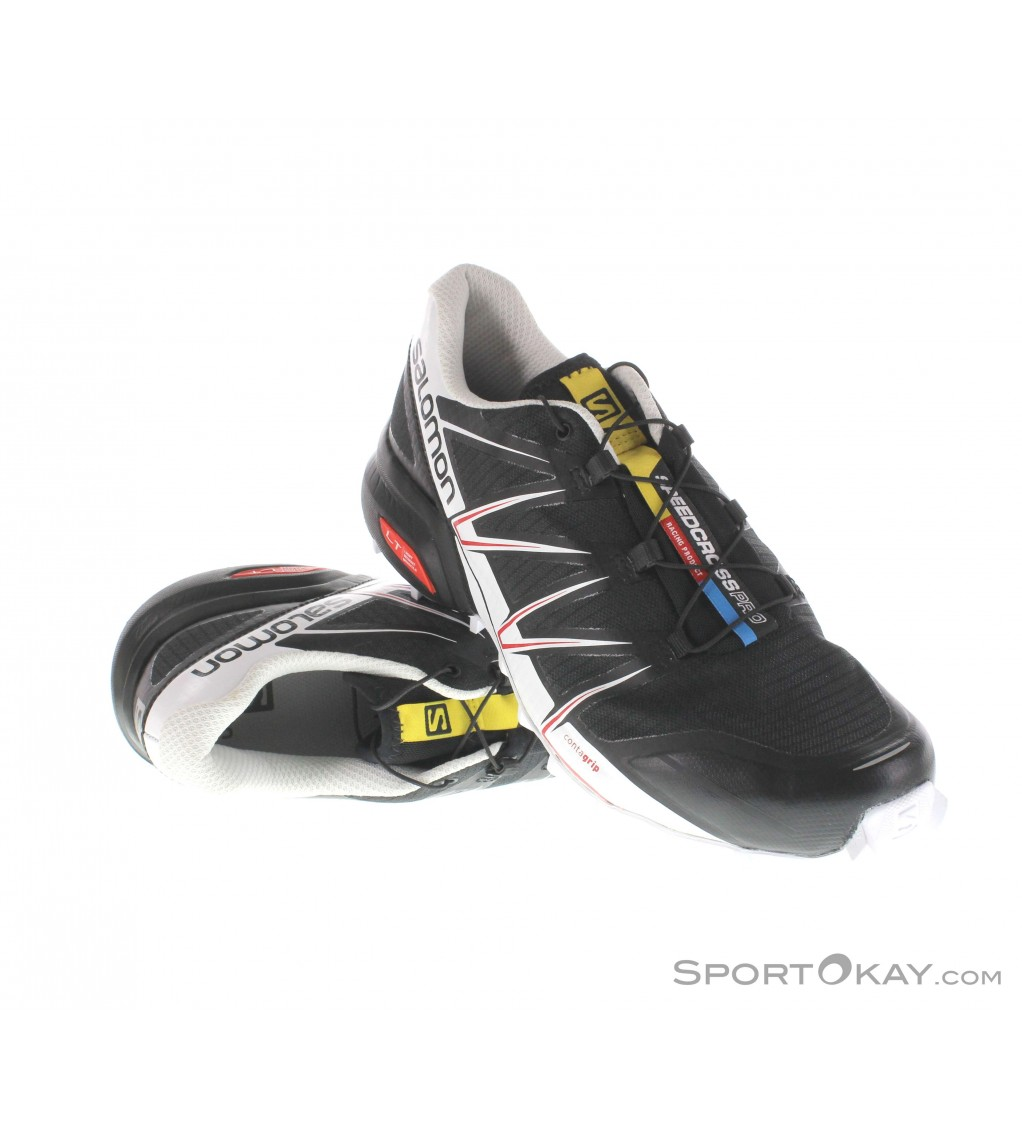 Salomon Salomon Speedcross 3 Pro Mens Trail Running Shoes