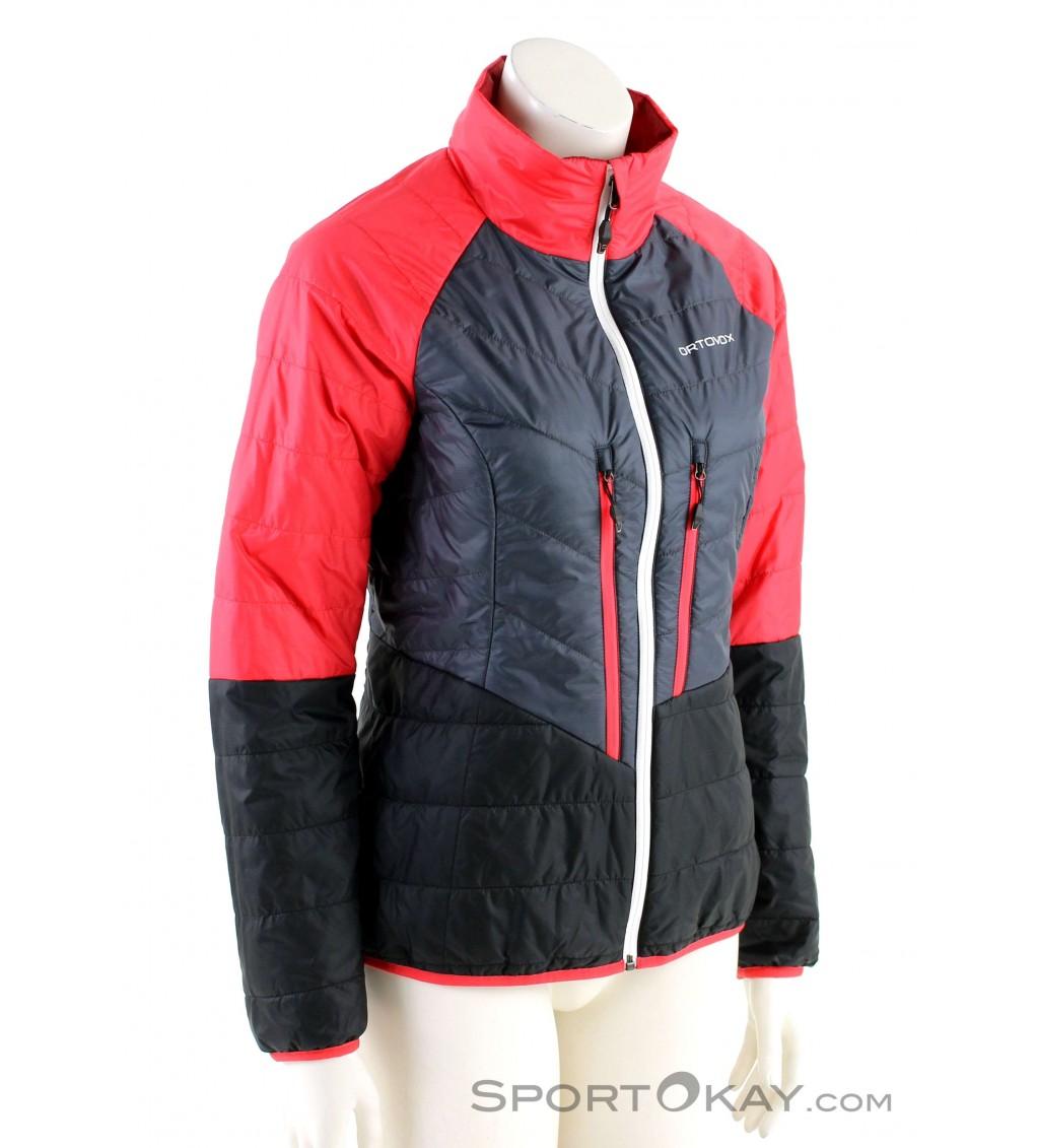 Ortovox Ortovox Swisswool Piz Bial Jacket Womens Double Face Jacket