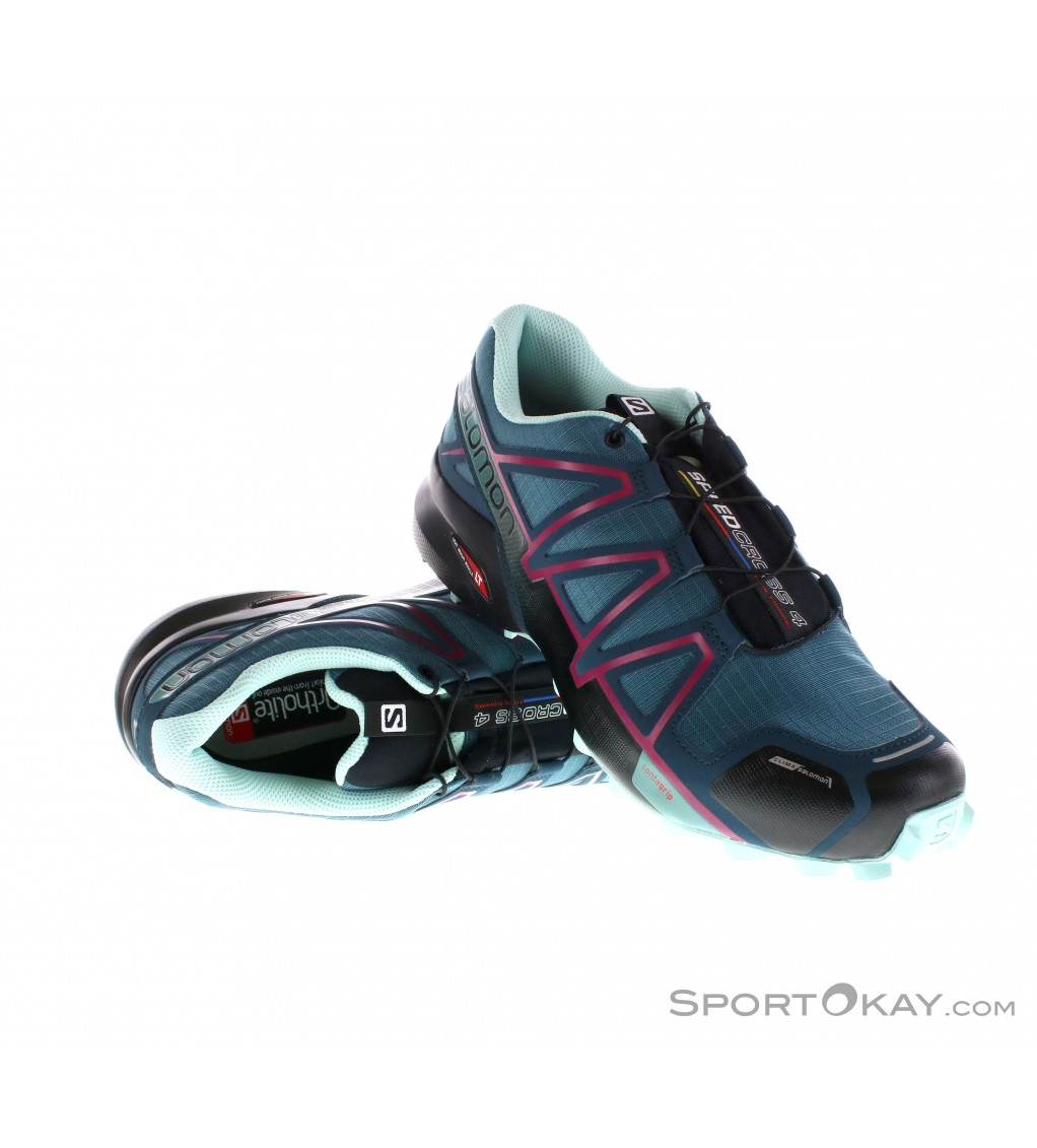 Salomon Salomon Speedcross 4 CS Womens Trail Running Shoes