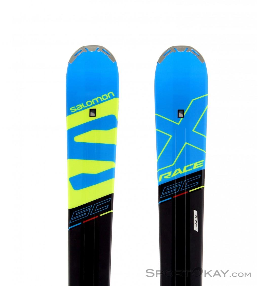 Afectar Depender de Shinkan  Salomon X-Race SC + XT12 Ski Set 2018 - Alpine Skis - Skis - Ski & Freeride  - All