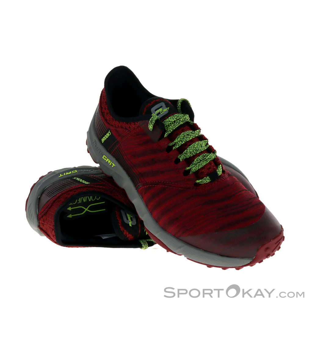 brooks puregrit 8