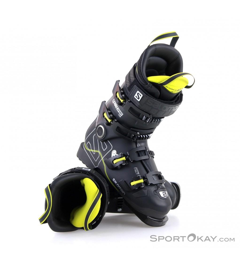 Salomon Salomon X Max Sport 110 Mens Ski Boots
