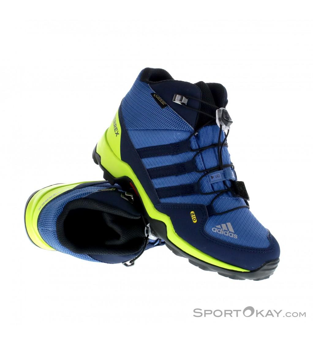 adidas Terrex Mid GTX Kids Hiking Boots Gore-Tex - Trekking ...