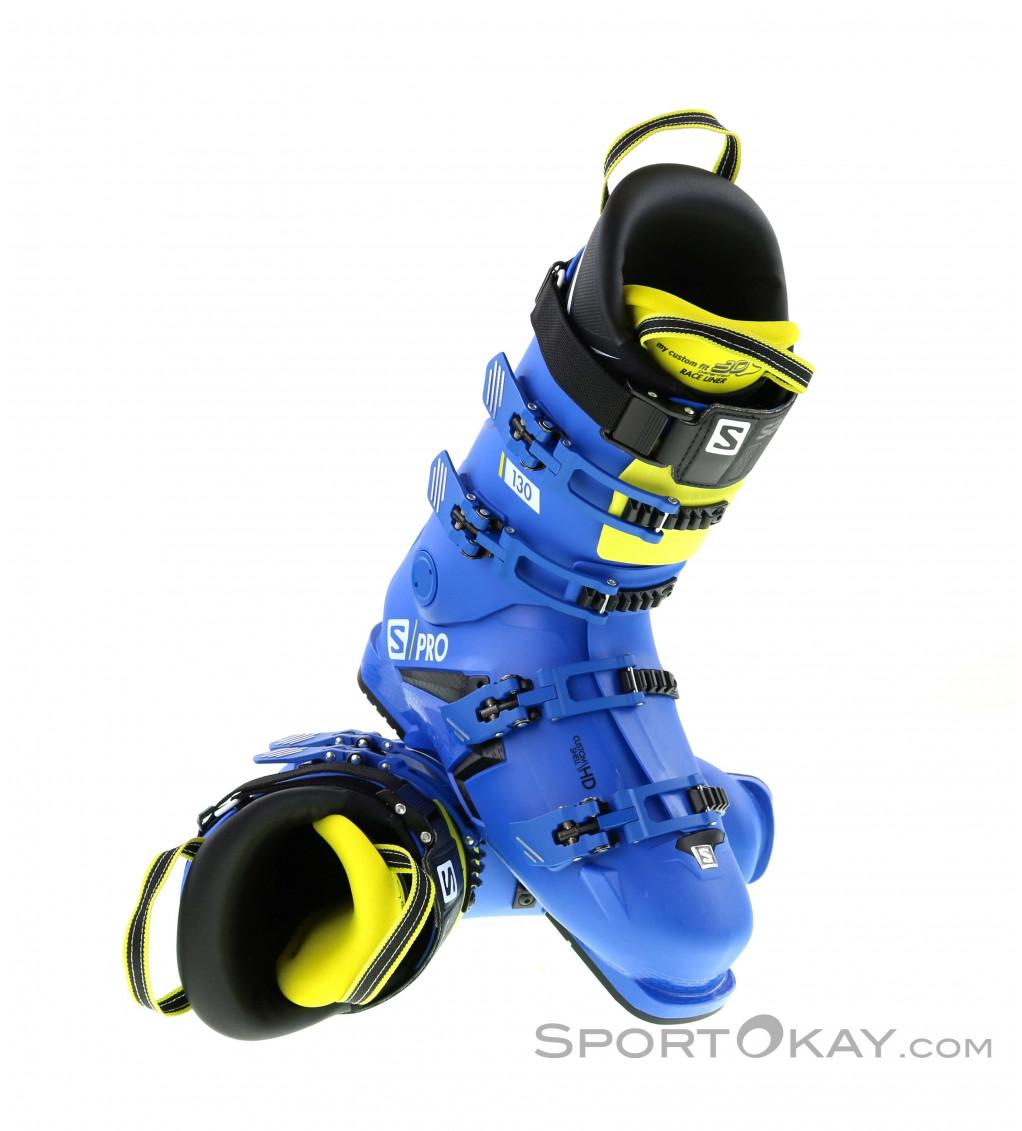 Salomon Salomon SPRO 130 Mens Ski Boots swJ4e