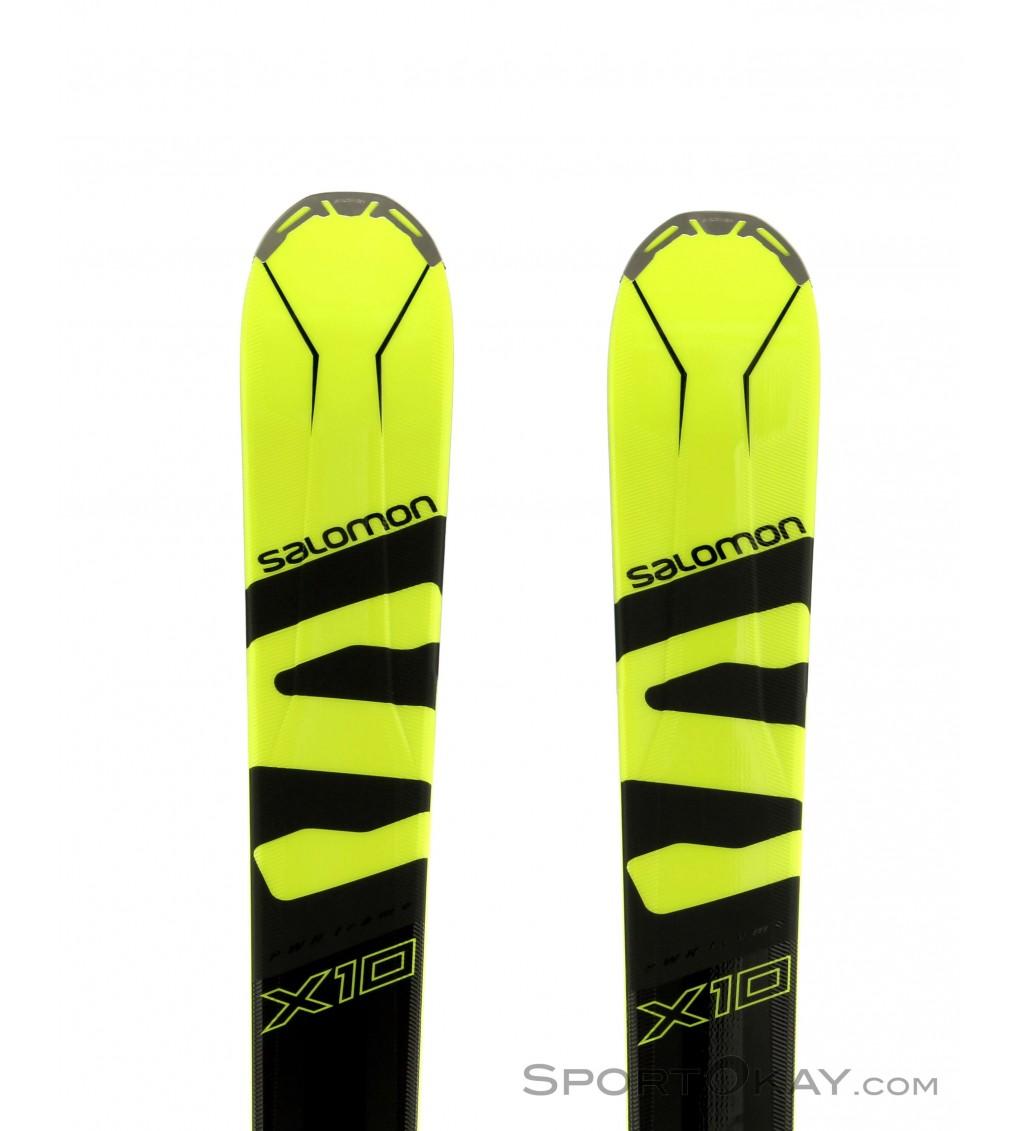 Salomon Salomon X Max X10 + XT12 Ski Set 2018