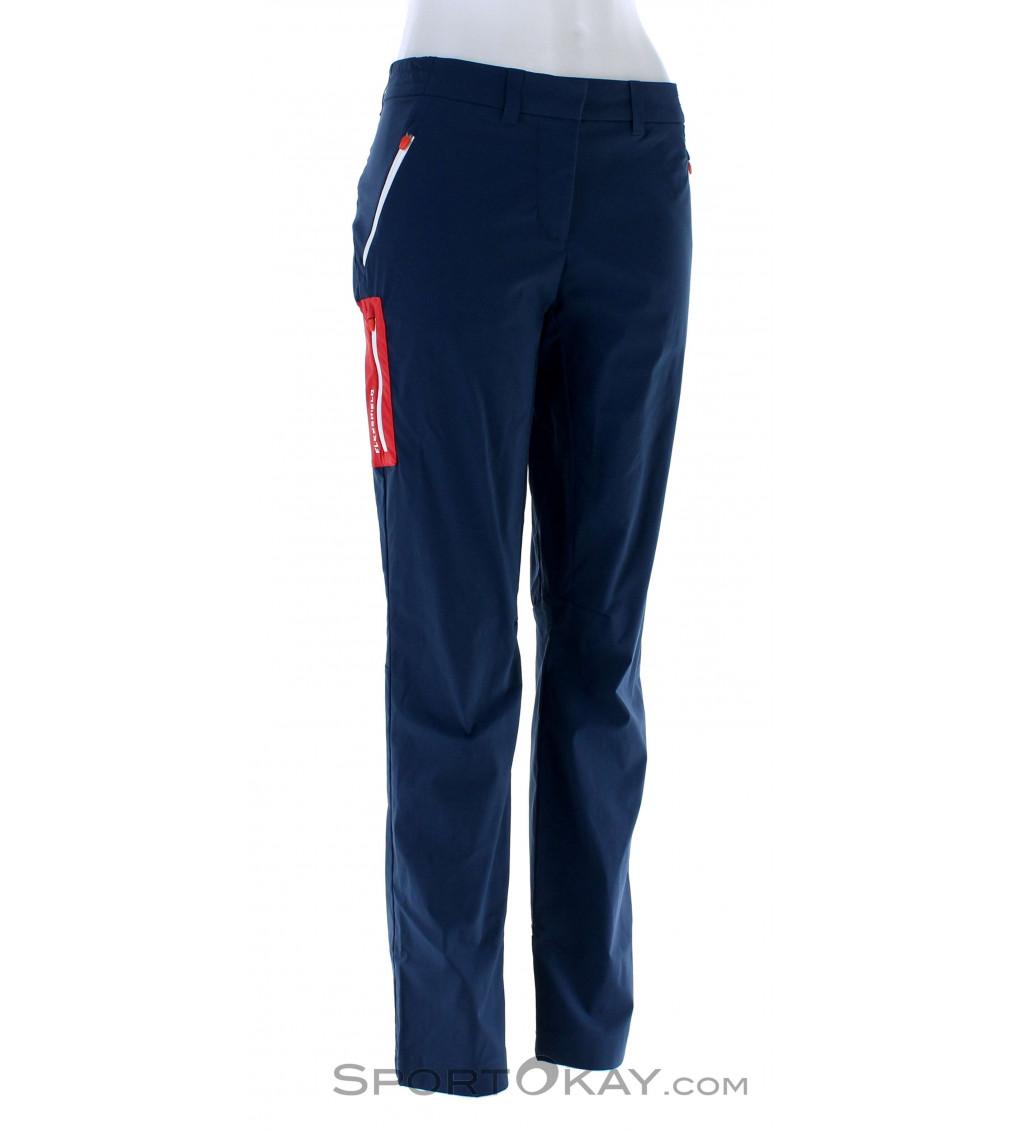 Jack Wolfskin Jack Wolfskin Overland Pants Womens Outdoor Pants