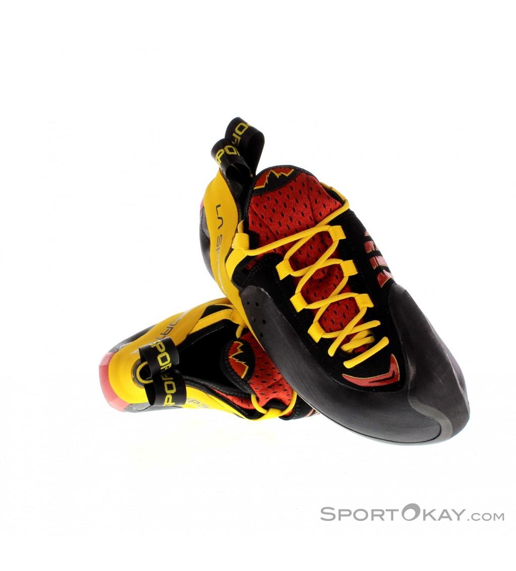 La Sportiva Genius Climbing Shoes