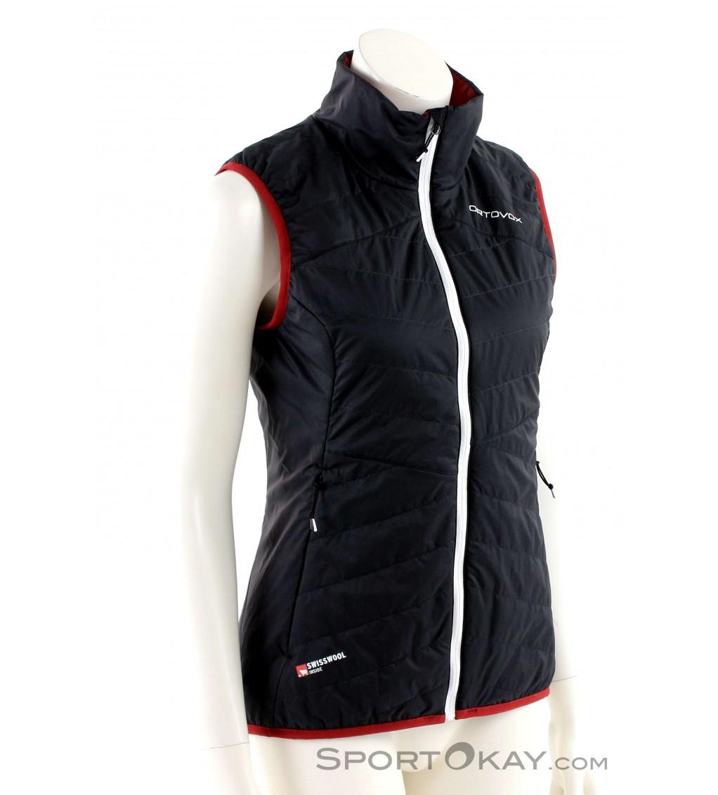 Ortovox Ortovox Swisswool Dufour Vest Womens Outdoor Jacket