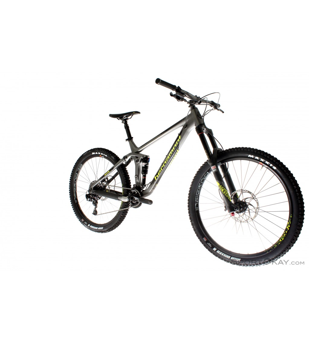 Bergamont Encore 8.0 2017 Enduro Mountain Bike - Enduro - Mountain ...