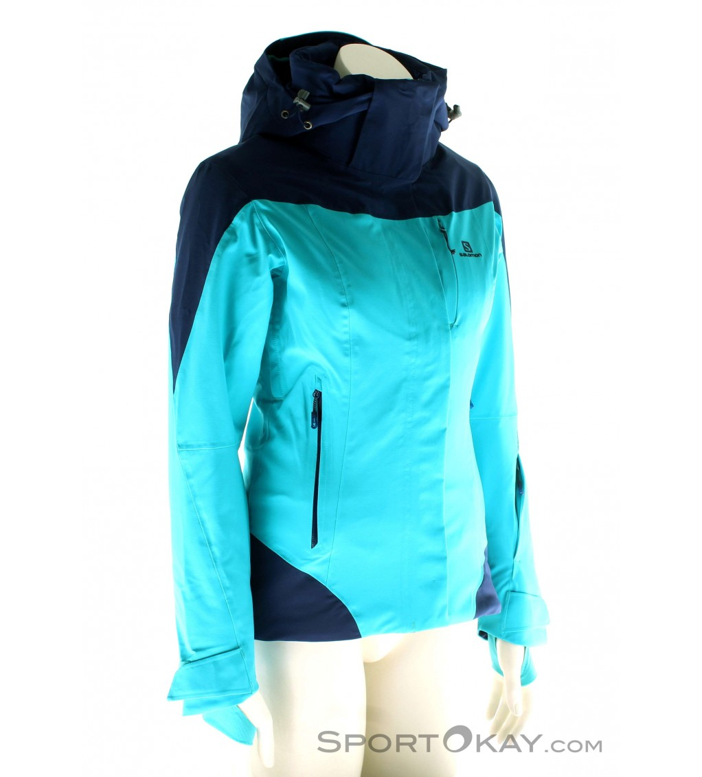 Salomon Salomon Icerocket JKT Womens Ski Jacket