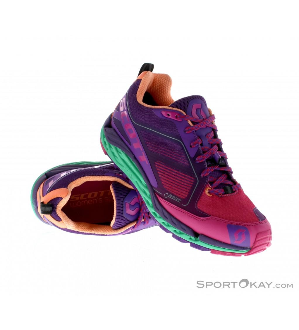 Scott Scott Kinablu GTX 3.0 Womens Trail Running Shoes Gore Tex 8lngo