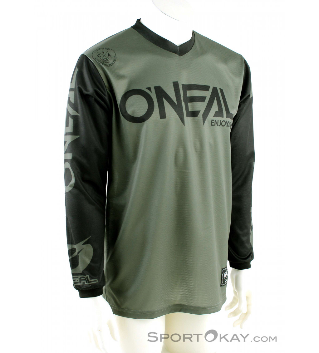 Oneal THREAT Jersey RIDER gray M